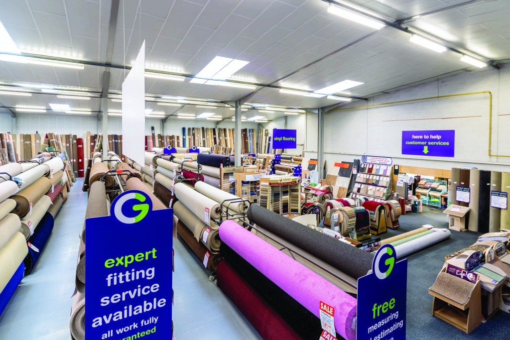 The largest selection of flooring in the South West